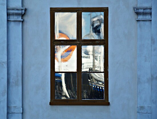 Window Art by Mojca Savicki