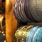 colored bangles by Thauchengcha