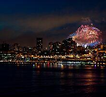 Seattle 4th of July by DiamondCactus