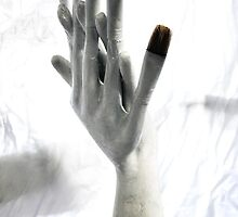 The Severed Hand. by Andrew Nawroski