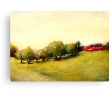 Costa Rica Meadow Canvas Print