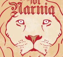 For Aslan Sticker