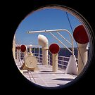 Porthole View #1 by AuntieJ