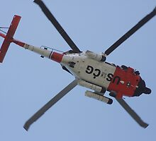 Coast Guard in Action by heatherfriedman