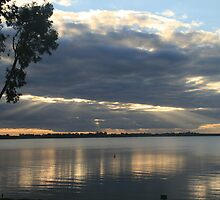Lake Bonney,Barmera,S.A. by elphonline
