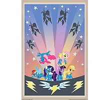 The Mane Event Photographic Print
