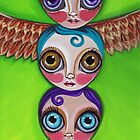 &quot;Totem Dolls&quot; by Jaz Higgins
