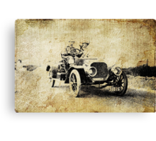 Sunday Drives Canvas Print