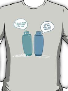 Shampoo vs. Conditioner T-Shirt