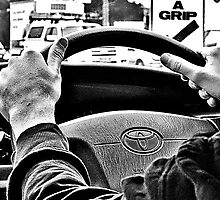 GET A GRIP by Donna Keevers Driver