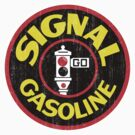 Signal gasoline by KlassicKarTeez
