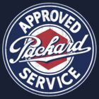 Packard Approved Service by KlassicKarTeez