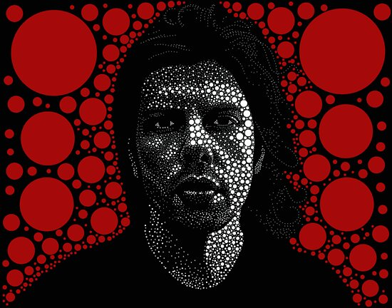 Dax Riggs by Kayden DiGiovanni