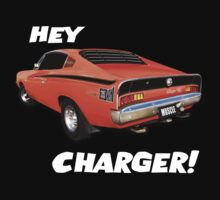 Hey Charger! by KlassicKarTeez