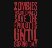 Zombie Epiglottis by PheromoneFiend