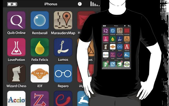 iPhonus Tee by SevenHundred