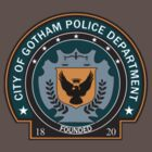 Gotham Police Deparment Badge (Pocket Size) by TGIGreeny