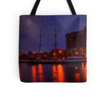 Gasparilla Boat Tote Bag