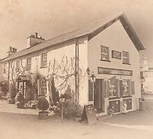 Honeypot At Hawkshead (Antique) by John Hare