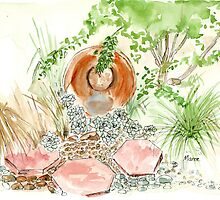Another corner in my garden by Maree  Clarkson