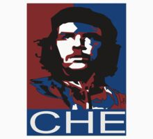 CHE GUEVARA ABSTRACT by kamweb