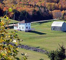 Capstick, Cape Breton by George Cousins