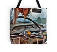 Cadillac Cruising Tote Bag