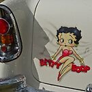 Betty Boop by TGrowden