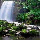 Hopetoun Falls by Paul Oliver