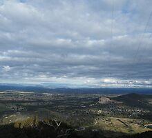 Mt Glenrowan by Pete Simpson