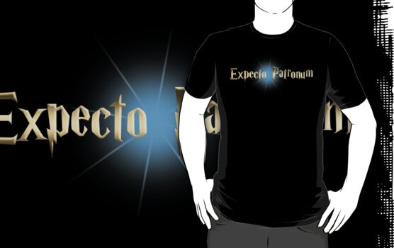 Expecto Patronum! by fishbiscuit