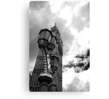 Icon from a different view  Canvas Print