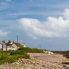 Johnshaven Shoreline by Bill Buchan