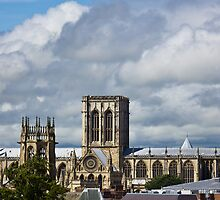 York Minster by Paul Collin