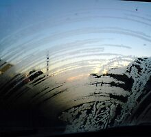 Icy Windscreen by lyvit