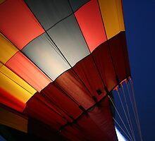 Balloon Glow by Michael  Herrfurth