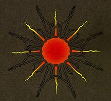 Celtic Sun by Diane Johnson-Mosley