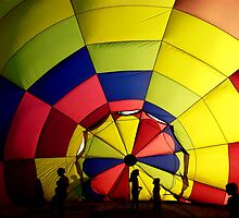 Inside a Balloon by Amy Herrfurth