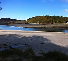 Silver Sands of Morar by csummers