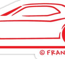 2010 New Dodge Challenger Sticker