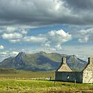 Moine House, Sutherland by VoluntaryRanger