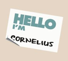 Hello I'm Cornelius (Fight Club) by TGIGreeny