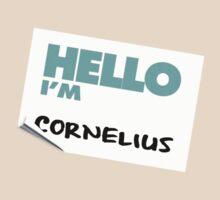 Hello I'm Cornelius (Fight Club) by TGIGreeny