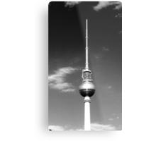 BERLIN - ALEX - TV TOWER Metal Print