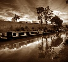 Canal View by GalleryNorth