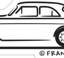 Volvo Amazon Sticker