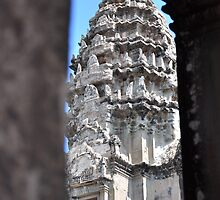 Angkor Wat, Cambodia by Dean Bailey