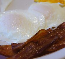 Bacon And Eggs by LauraLynnPhotos