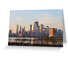 1 World Trade Center (aka the Freedom Tower) Greeting Card