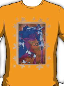 My Little Pony (Blue and Brown) T-Shirt